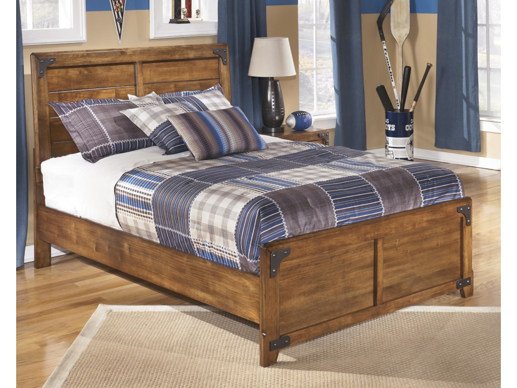 Signature Design by Ashley DelburneFull Panel Bed