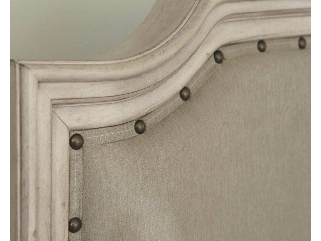 Signature Design by Ashley DemarlosQueen Upholstered Panel Headboard