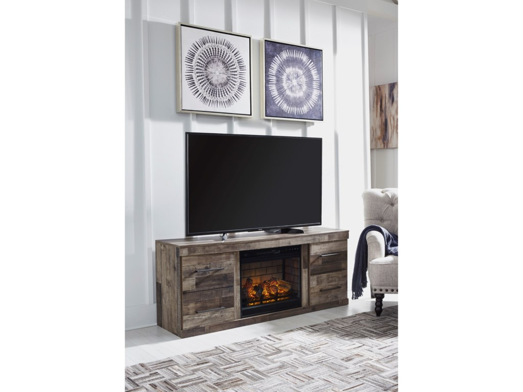 Signature Design by Ashley DereksonFireplace Console