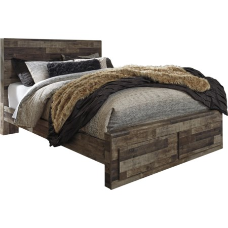Derekson Queen Storage Bed