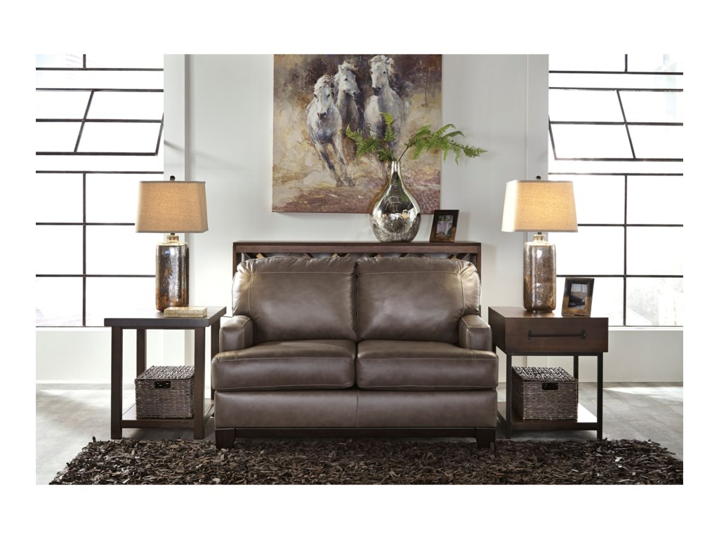 Signature Design by Ashley DerwoodLoveseat