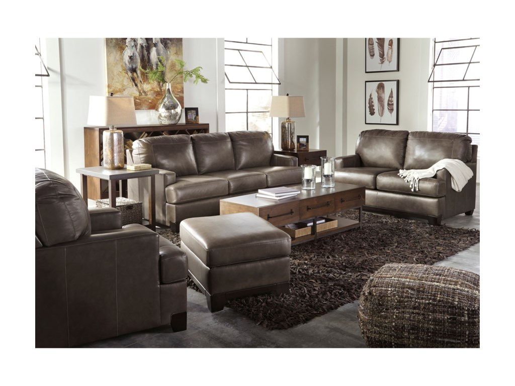 Ashley (Signature Design) DerwoodQueen Sofa Sleeper