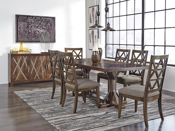 Formal Dining Room Group | El Paso & Horizon City, TX Formal Dining ...