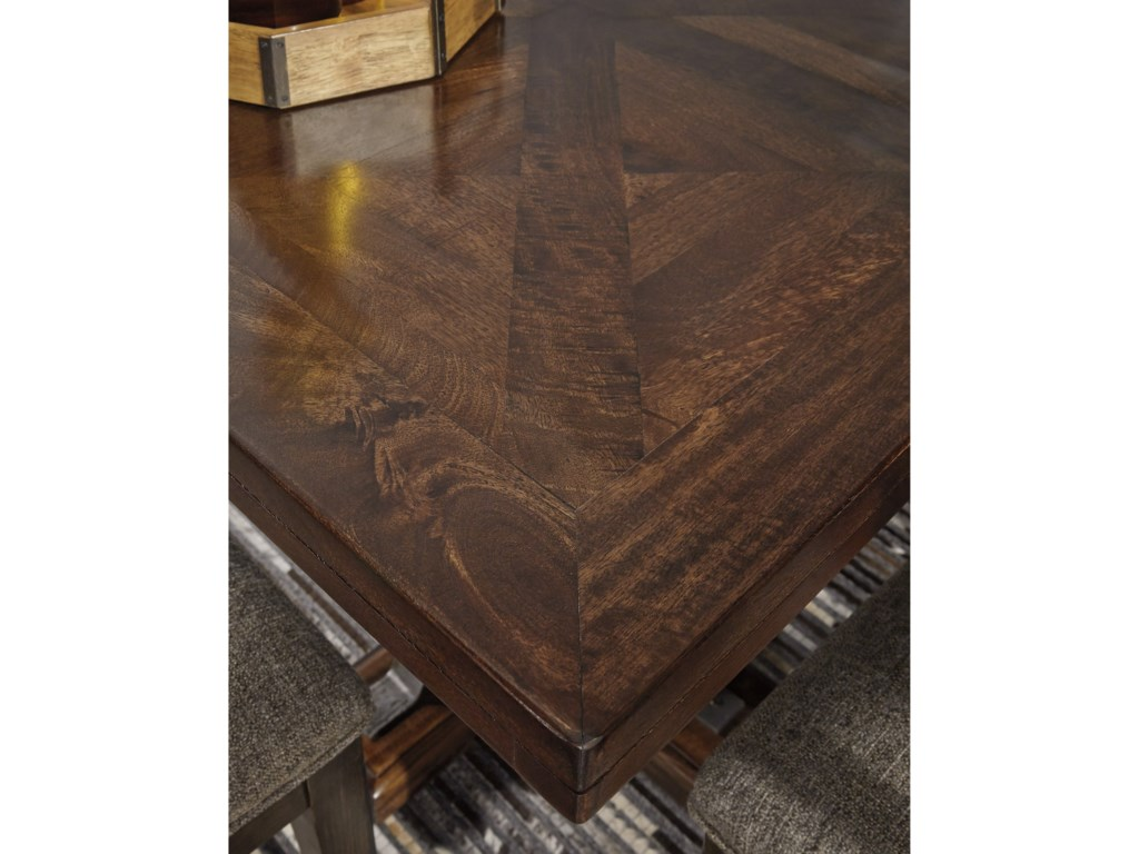 Signature Design by Ashley DevasheenRectangular Dining Room Table