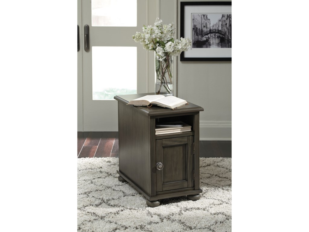 Signature Design by Ashley DevensteadChair Side End Table