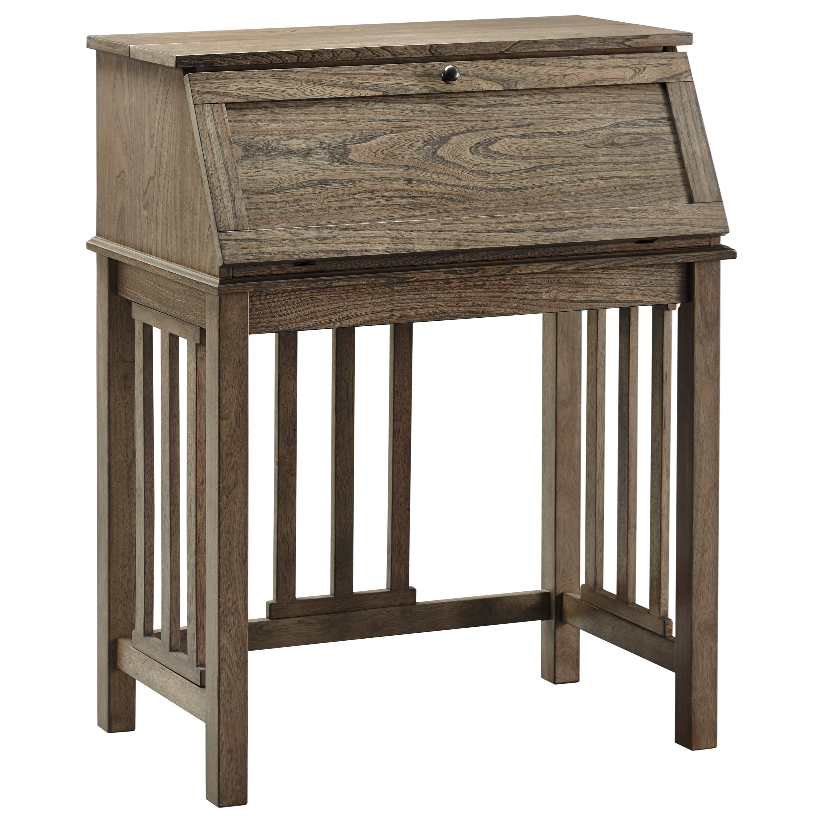 Signature Design By Ashley Dexifield Secretary Home Office Drop Front Desk    Furniture And ApplianceMart   Secretary Desks