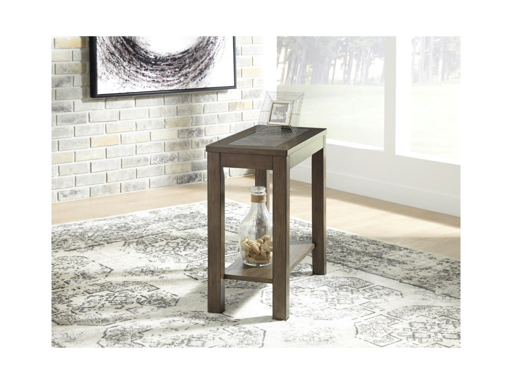 Signature Design by Ashley DeylinChairside End Table
