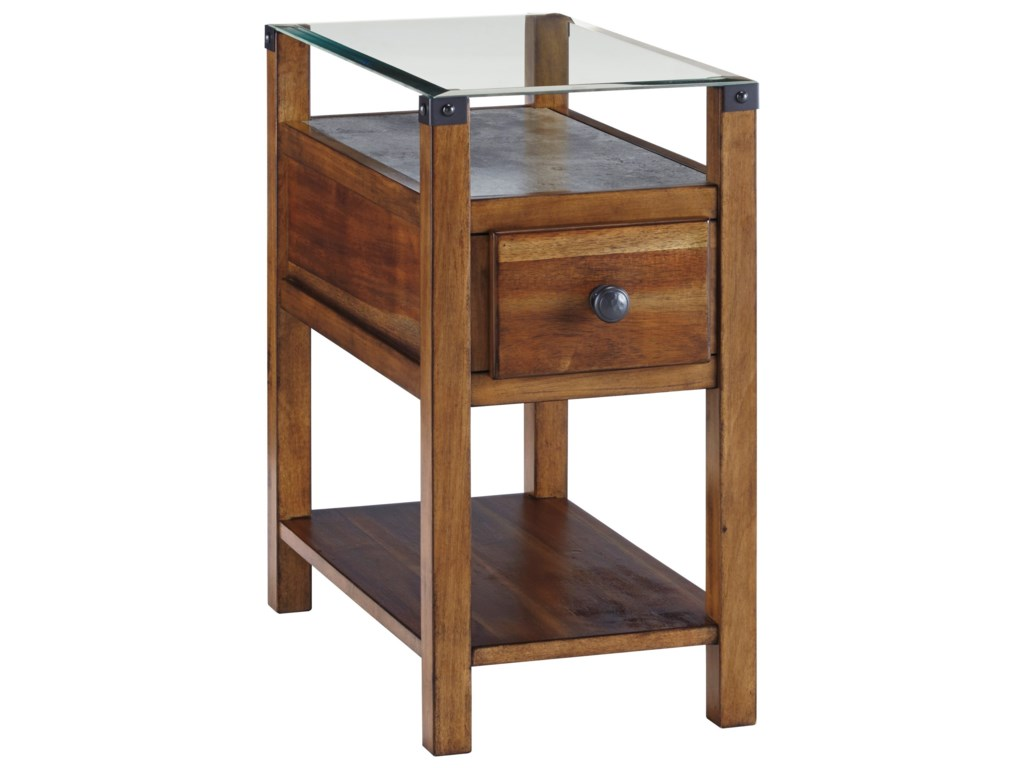 Ashley Signature Design Diamentonchair Side End Table