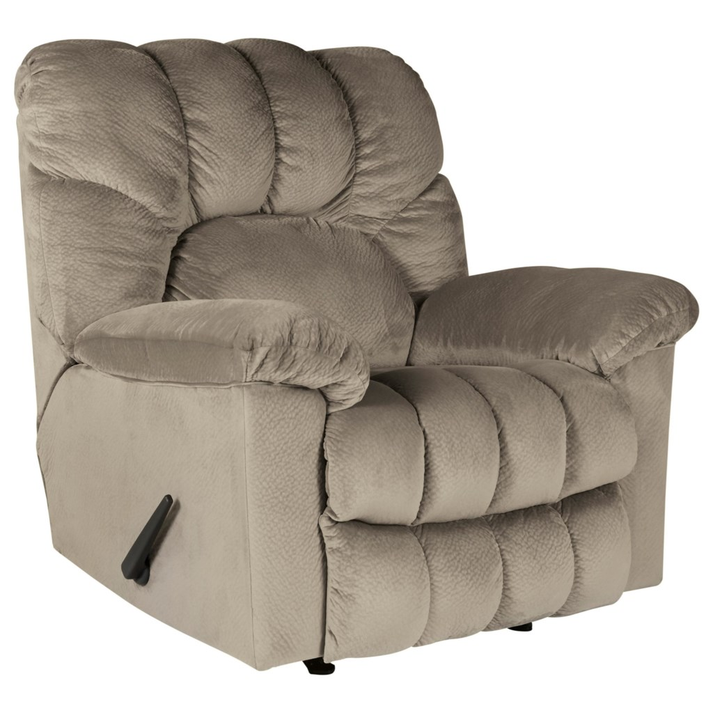 Signature Design By Ashley Dombay Rocker Recliner Value City
