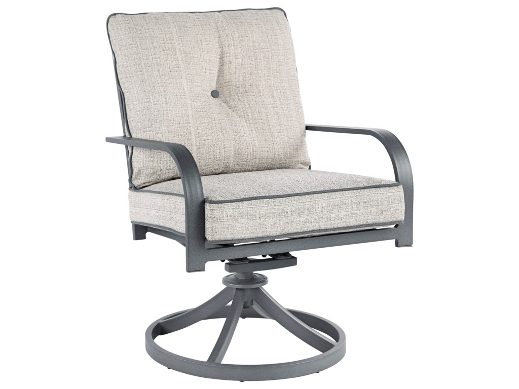 Signature Design by Ashley Donnalee BaySwivel Lounge Chair