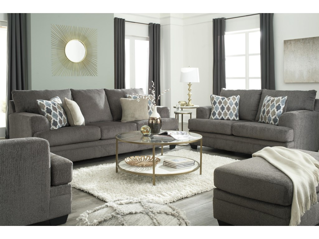Signature Design by Ashley DorstenSofa, Loveseat and Chair Set