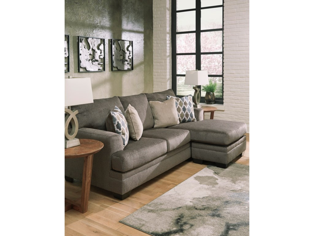 Signature Design by Ashley DorstenSofa with Chaise