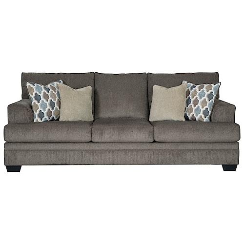 Signature Design by Ashley Dorsten Contemporary Queen Sofa Sleeper