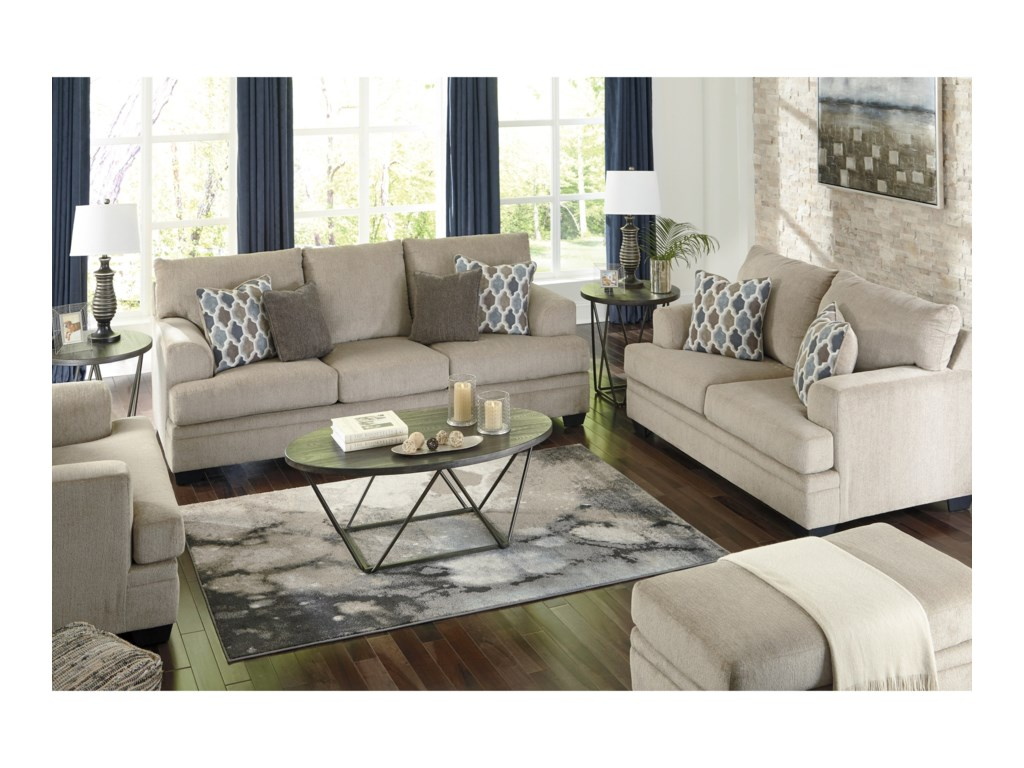Signature Design by Ashley DorstenStationary Living Room Group