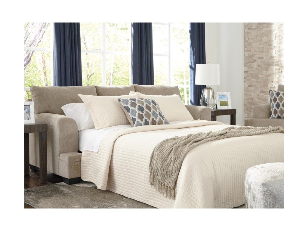 Signature Design by Ashley DorstenQueen Sofa Sleeper