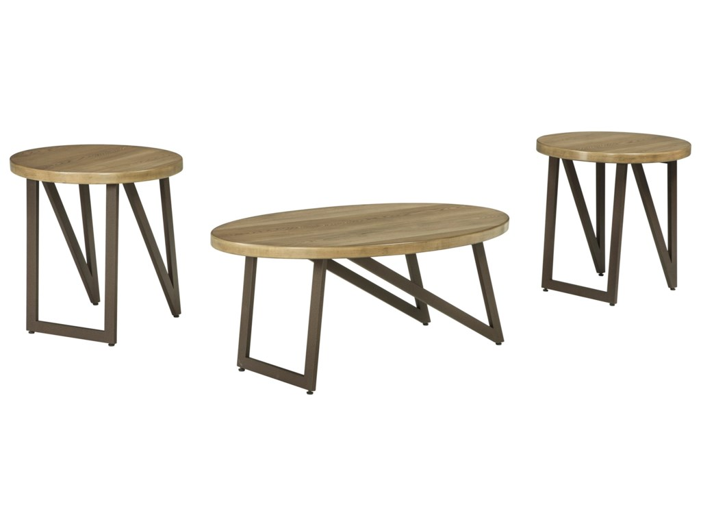 Signature Design by Ashley DougettiOccasional Table Set