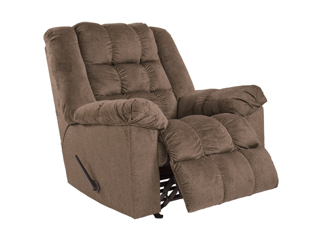 Signature Design by Ashley DrakestoneRocker Recliner