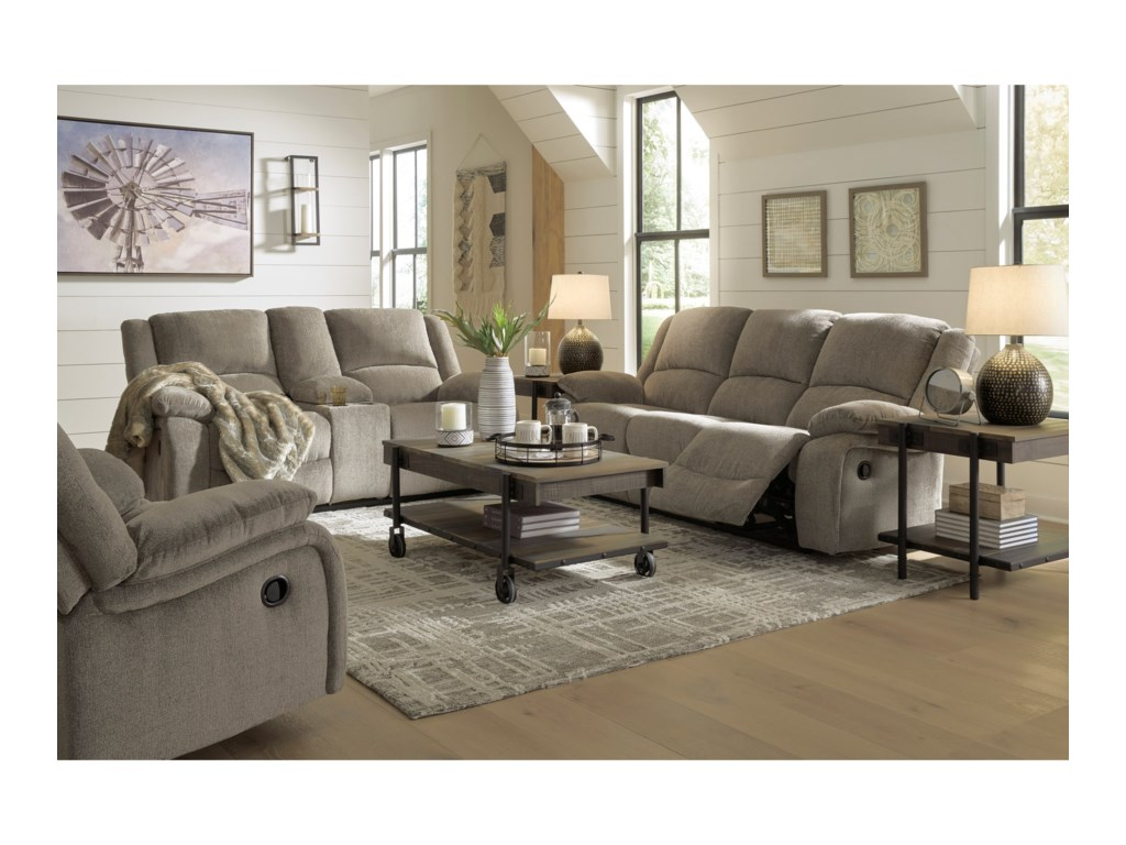 Signature Design by Ashley DraycollReclining Living Room Group