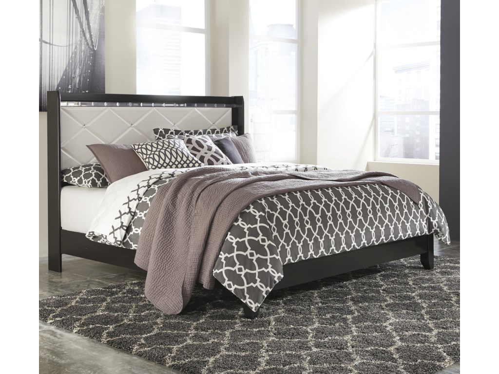 Signature Design by Ashley FanceeKing Panel Bed