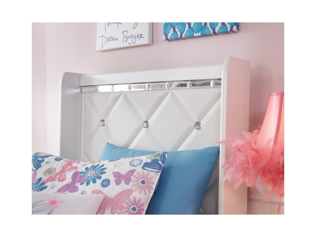 Collection # 4 DreamurTwin Panel Headboard