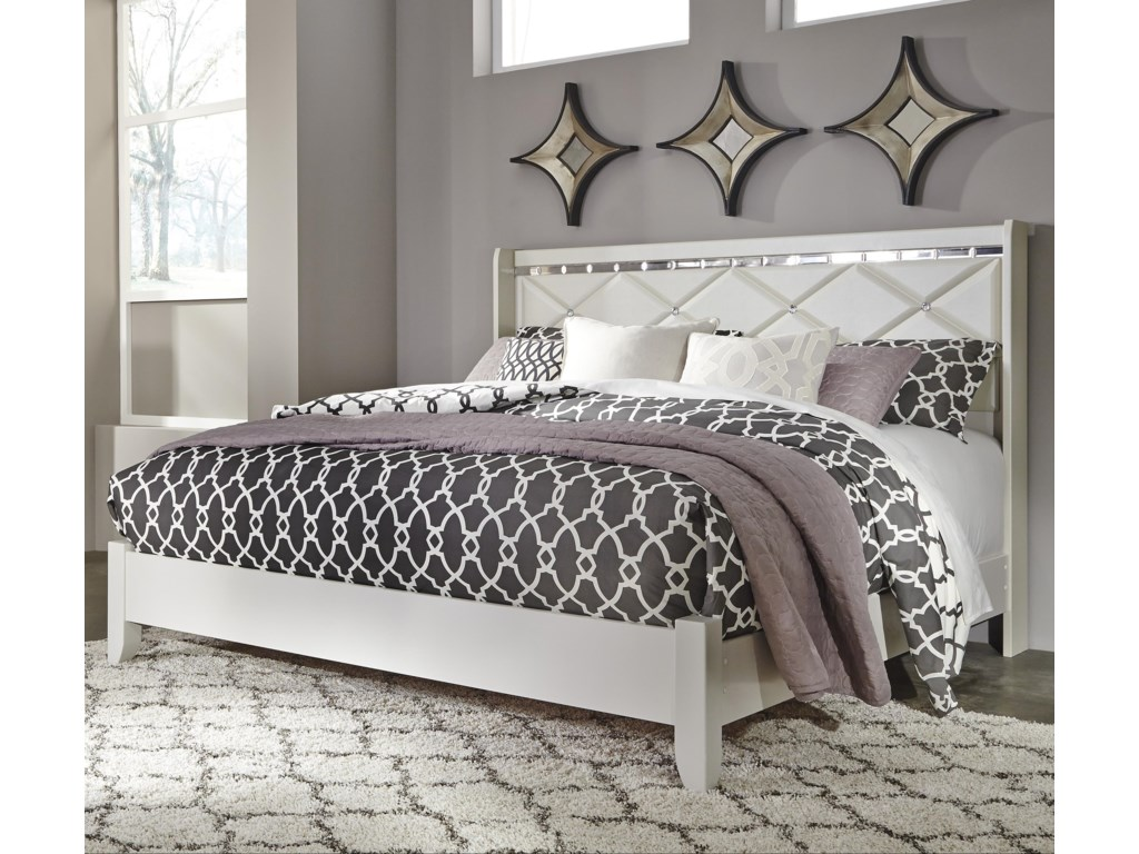 Signature Design by Ashley DreamurKing Panel Bed