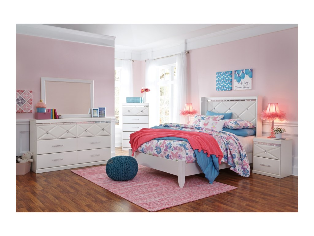 Signature Design by Ashley DreamurFull Panel Bed