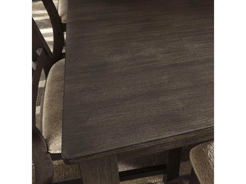 Signature Design by Ashley Dresbar7-Piece Rectangular Dining Table Set