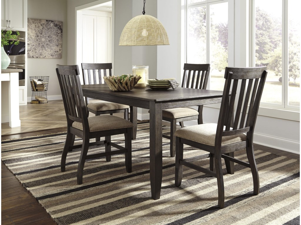 Signature Design by Ashley DresbarRectangular Dining Room Table