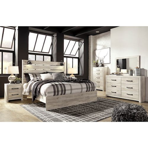 Signature Design by Ashley Cambeck King Bedroom Group