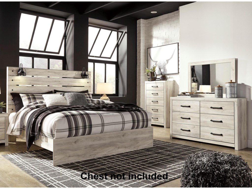 Signature Design by Ashley CambeckKing Bedroom Group
