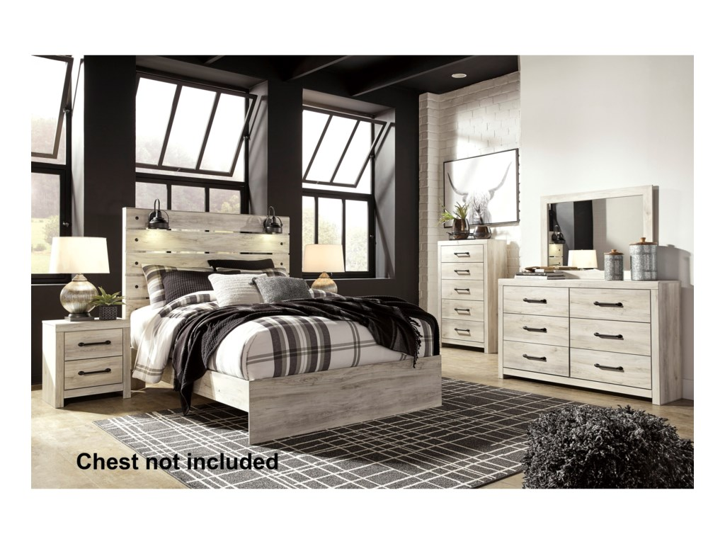 (Up to 50% OFF sale price) Collection # 3 CambeckQueen Bedroom Group