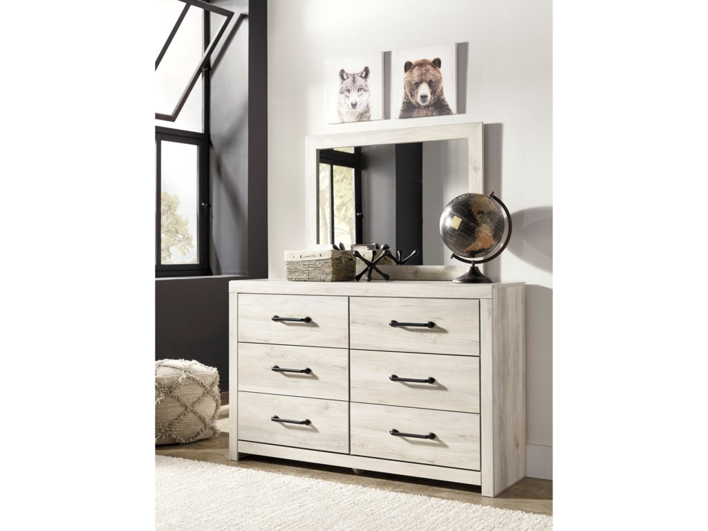 Signature Design by Ashley CambeckBedroom Mirror