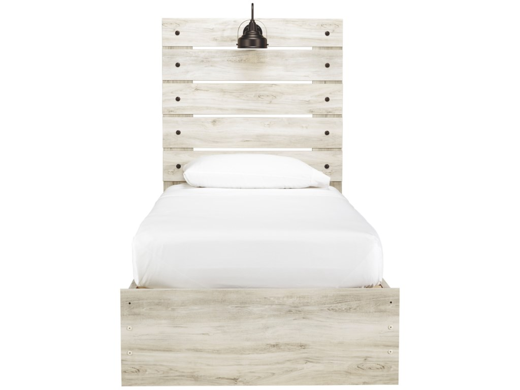Signature Design by Ashley CambeckTwin Storage Bed with 2 Drawers