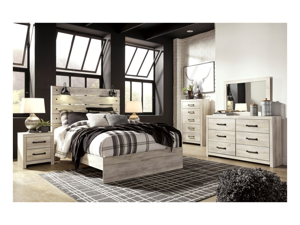 Signature Design by Ashley CambeckQueen Panel Bed