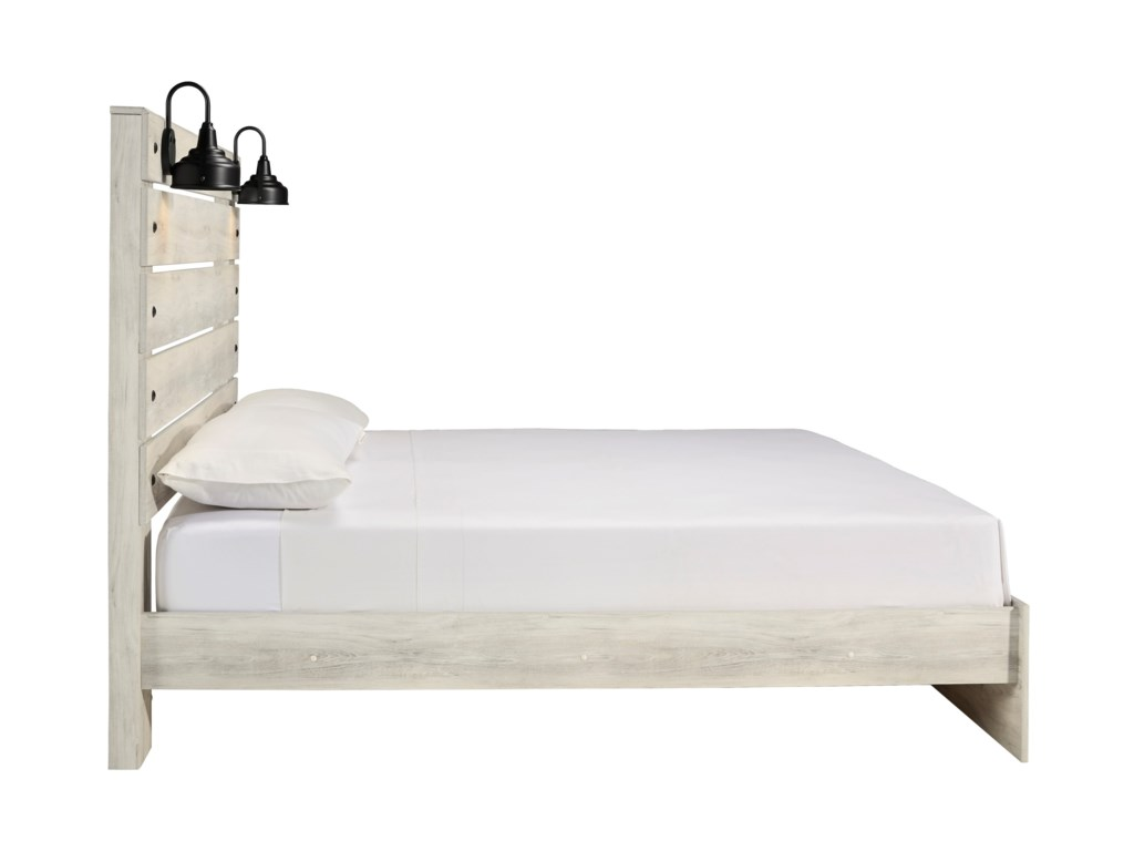 Signature Design by Ashley CambeckKing Panel Bed