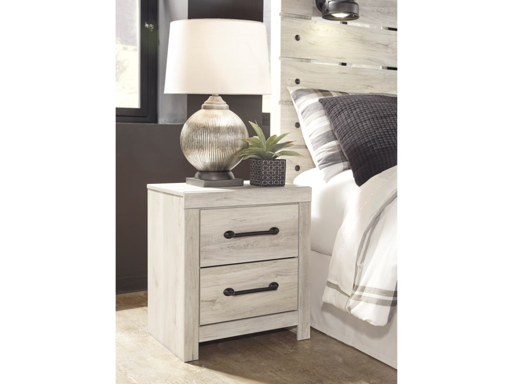 Signature Design by Ashley Cambeck2-Drawer Nightstand