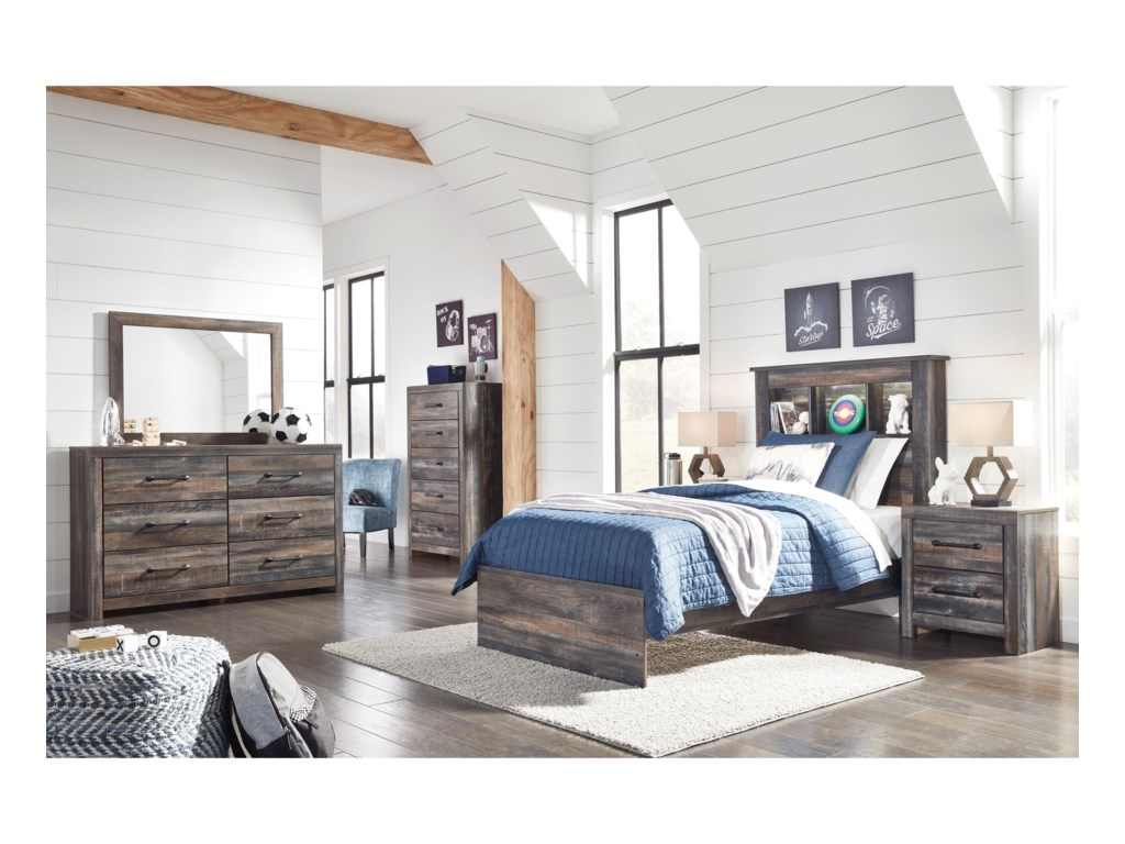 Signature Design by Ashley DrystanTwin Bedroom Group