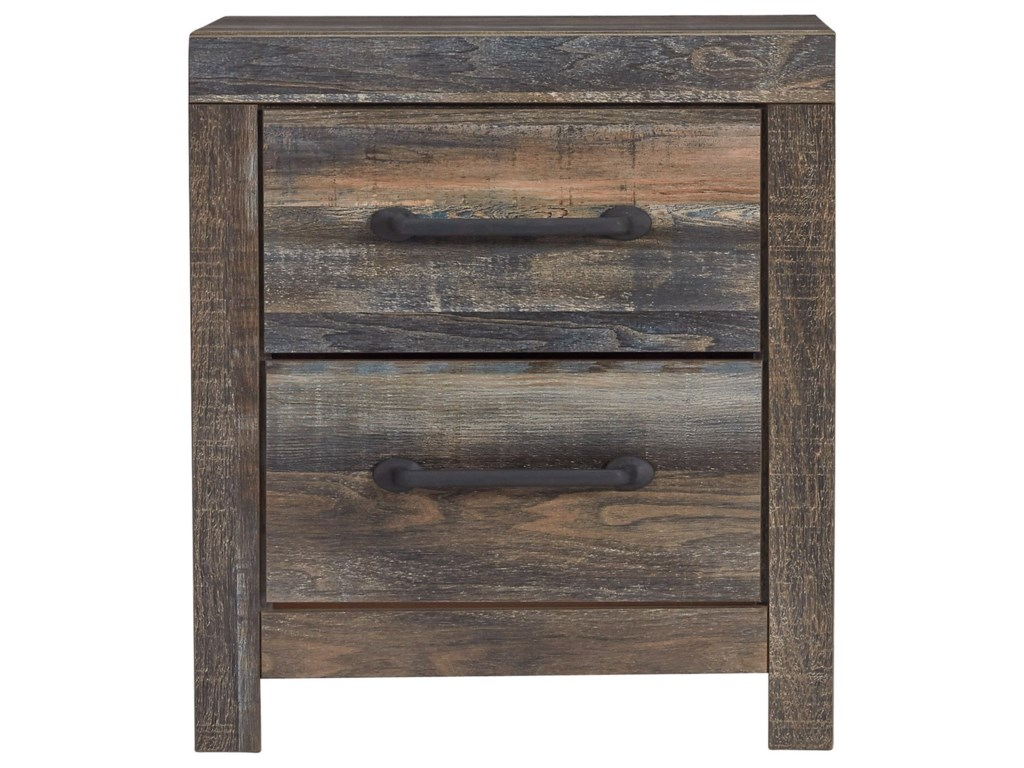 Signature Design by Ashley Drystan2-Drawer Nightstand