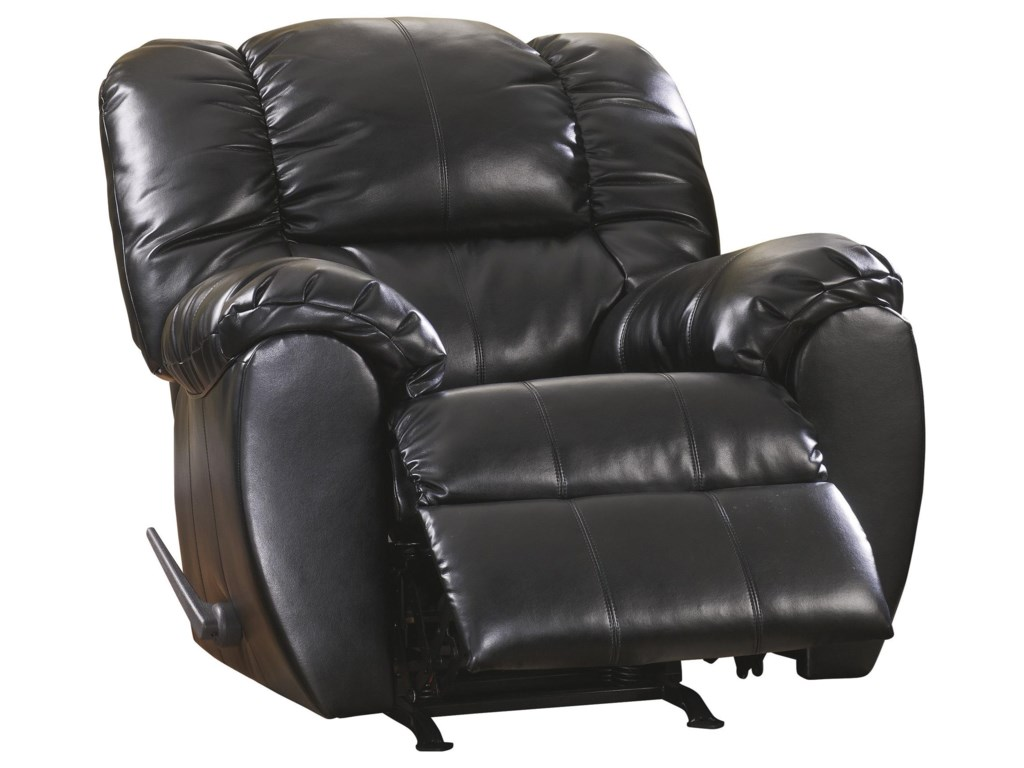 Signature Design by Ashley Dylan DuraBlend - Onyx2 Recliner Set