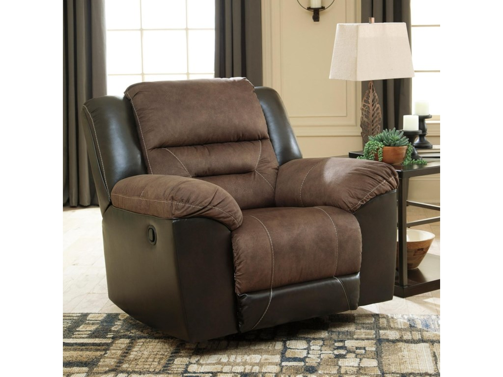 Signature Design by Ashley EarhartRocker Recliner