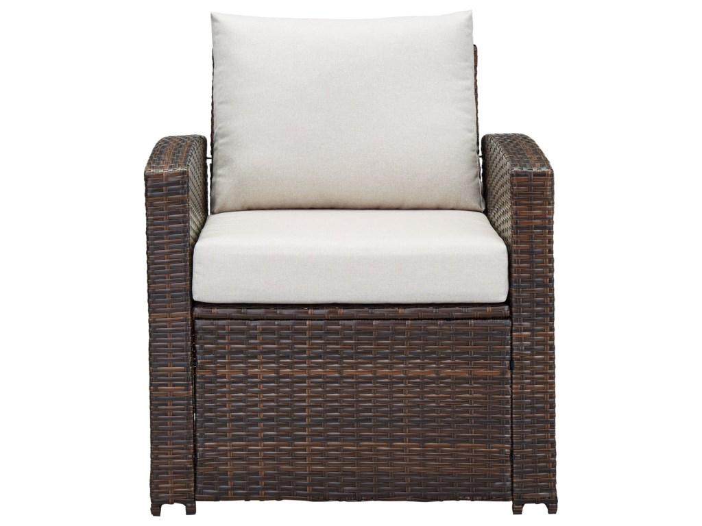 Signature Design by Ashley East BrookLounge Chair w/ Cushion