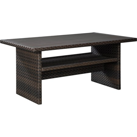 Rectangular Multi-Use Table