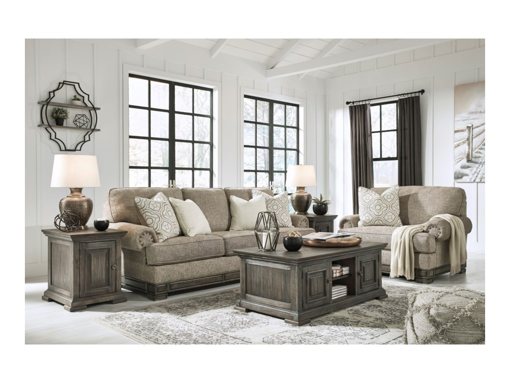 Signature Design by Ashley EinsgroveStationary Living Room Group