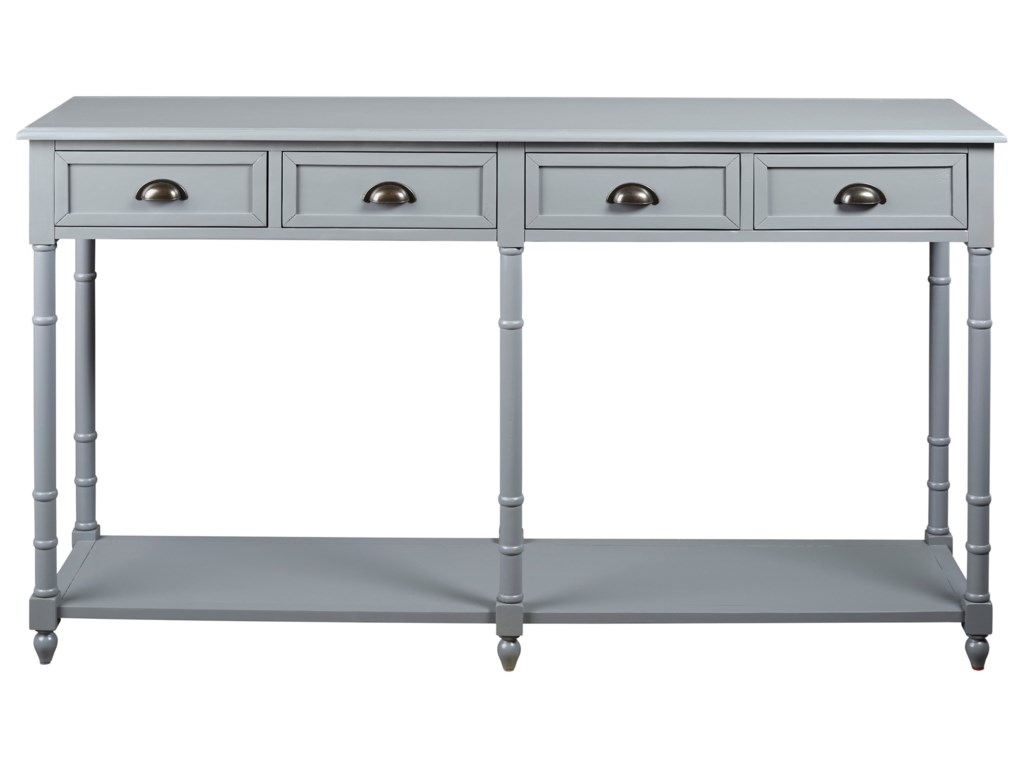 Signature Design by Ashley EirdaleConsole Sofa Table