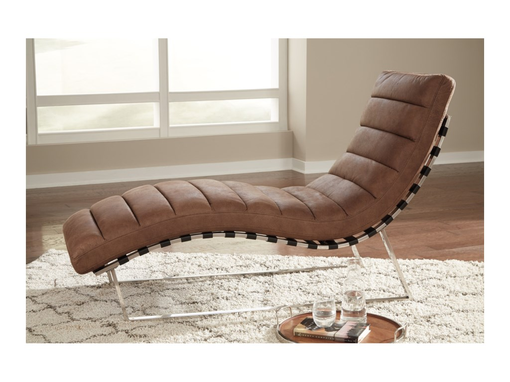 Signature Design by Ashley ElestraAccent Chaise