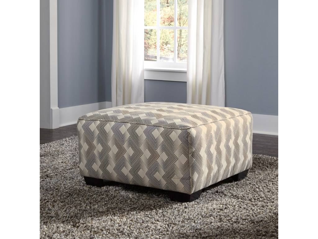 Signature Design by Ashley EltmannOversized Accent Ottoman