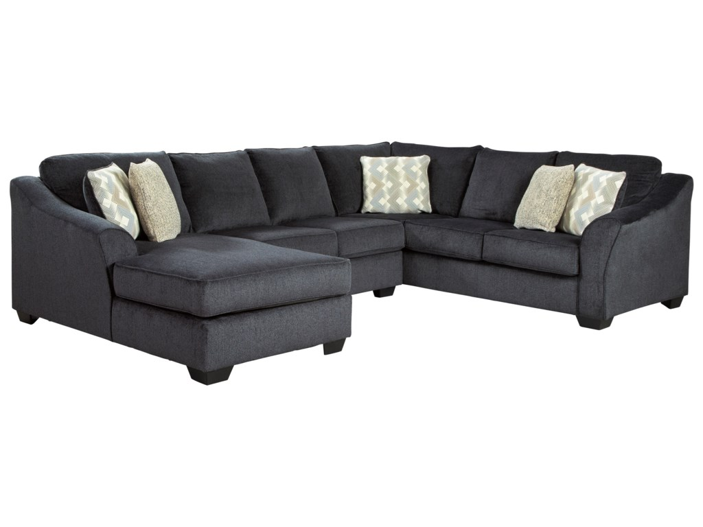 Signature Design by Ashley Eltmann3 Piece Sectional