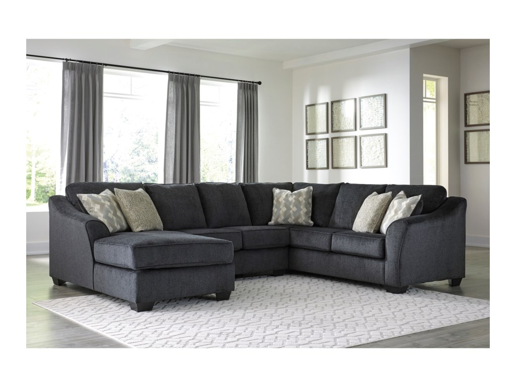 Signature Eltmann3 Piece Sectional