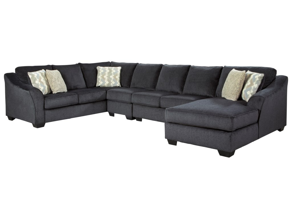 Signature Eltmann4 Piece Sectional