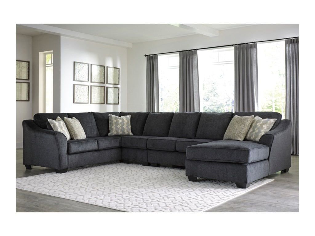 Ashley (Signature Design) Eltmann4 Piece Sectional
